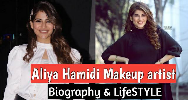 Aliya Hamidi (Tiktok Star and MakeUp Artist) Biography, Lifestyle, Income, Boyfriend