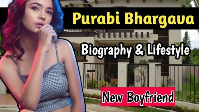 Purabi Bhargava (Tiktok Star) Bio, Age, Height, Lifestyle, Boyfriend