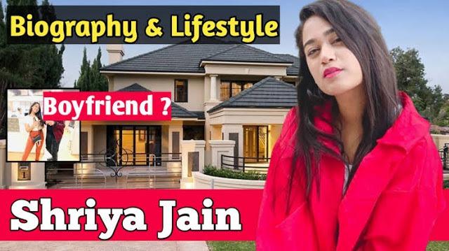 Shriya Jain (Singer & Muser) Biography, Lifestyle, Income, House   Emptiness Song   Tiktok Star