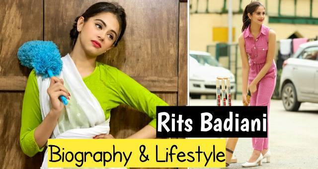 Ritika Badiani (Actress) - Biography, Lifestyle, Boyfriend & Income