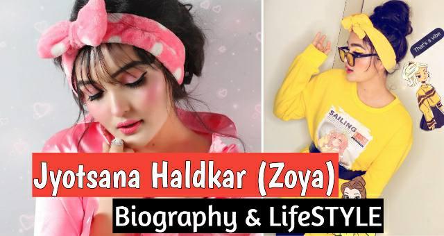 Jyotsana Haldkar (Zoya) - Wiki, Biography, Lifestyle, Boyfriend | Sameer Mark Girlfriend Zoya