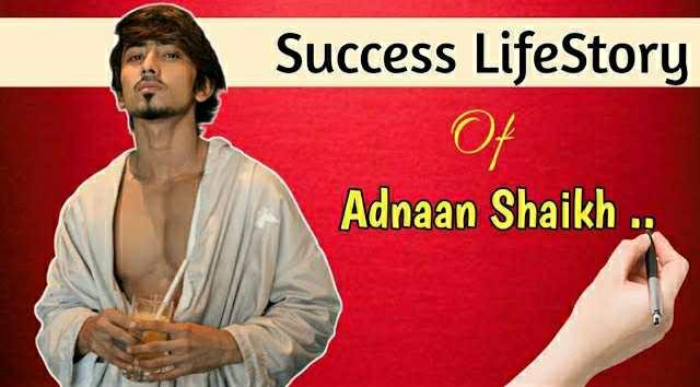 Adnaan Shaikh (Tiktok) - Biography, Lifestyle, Girlfriend And Income