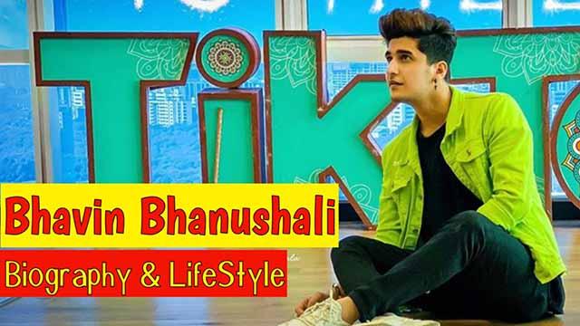 Bhavin Bhanushali (Tiktok Star) Bio, Age, Height, Lifestyle, Girlfriend & Income
