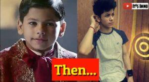 siddhart nigam Tiktok Star Childhood Photo