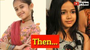 jannat zubair Tiktok Star Childhood Photo